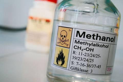 Метанол последствия отравления