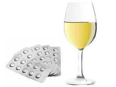 Опасное сочетание - клофелин с алкоголем
